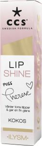 CCS Lip shine kokos 10 ml