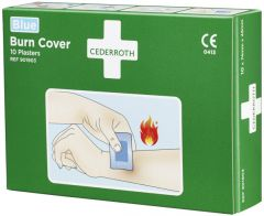 Cederroth Burn cover 10 st