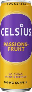 Celsius Passionsfrukt 355 ml
