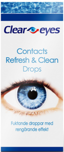 Cleareyes Contacts 10 ml