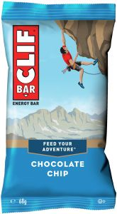 CLIF Chocolate chip 68 g