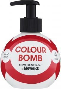 Colour Bomb Fire Red 250 ml