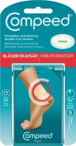 Compeed Blåsor/Skavsår medium 5 st