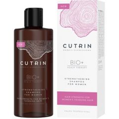Cutrin Bio+ Strengthening Shampoo for Women 250 ml