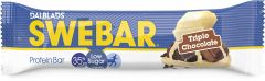 Dalblads Swebar triple chocolate 50 g