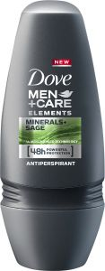 Dove Men+Care deo roll-on mineral & sage 50 ml