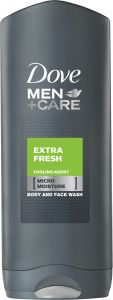 Dove Men care duschcreme extra fresh 250 ml