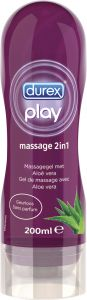 Durex Play massage 2in1 aloe vera 200 ml