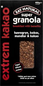 Eat Natural Granola kakao 425 g