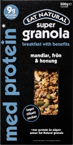 Eat Natural Granola protein 500 g