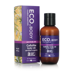 ECO Organic Cellulite Body Rub 95 ml