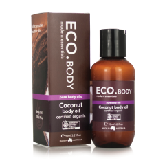 ECO Organic Coconut Body Oil 95 ml