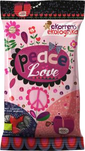 Ekorrens Ekologiska Peace And Love 80 g