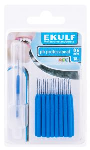 EKULF pH Professional 0,6mm 18 st