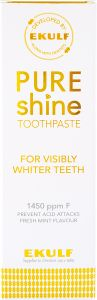 Ekulf Pure Shine Toothpaste 1 st