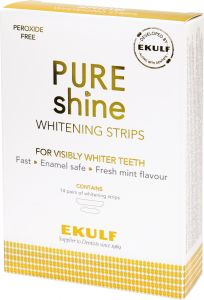 EKULF Whitening Strips 28 st