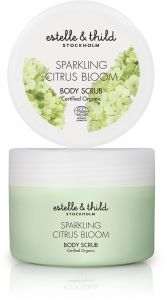 Estelle & Thild Citrus body scrub 200 ml