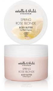 Estelle & Thild Rose blonde body butter 200 ml