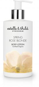 Estelle & Thild Rose blonde body lotion 200 ml