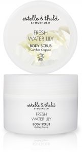 Estelle & Thild Water lily body scrub 200 ml
