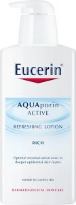 Eucerin Aquaporin refreshing lotion 400 ml