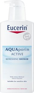Eucerin Aquaporin refreshing shower gel 400 ml