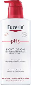 Eucerin PH5 Light Lotion med Parfym 400 ml