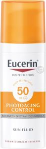Eucerin Photoaging control sun fluid spf 50 50 ml