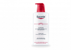 Eucerin Sensitive ph5 lotion med parfym 400 ml