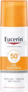 Eucerin Sun oil control dry touch spf 50+ 50 ml