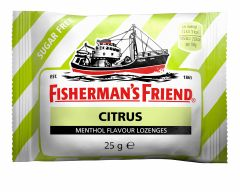 Fisherman´s Friend Citrus Sockerfri 25 g