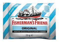 Fisherman's Friend Original sockerfri 25 g