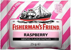 Fisherman´s Friend Raspberry Sockerfri 25 g
