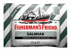 Fisherman's Friend Salmiak sockerfri 25 g