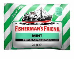 Fisherman's Friend Sockerfri mint 25 g