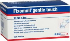 Fixomull Gentle touch 10 cm x 2 m
