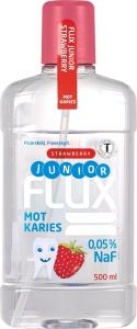 Flux Junior jordgubb 500 ml
