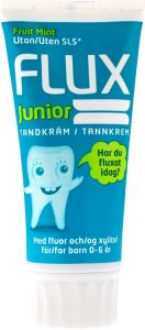 Flux Junior tandkräm 50 ml