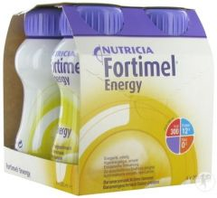 Fortimel Energy Banan 4 x 200 ml