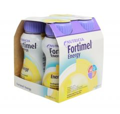 Fortimel Energy Vanilj 4 x 200 ml