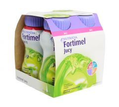 Fortimel Jucy Äpple 4 x 200 ml