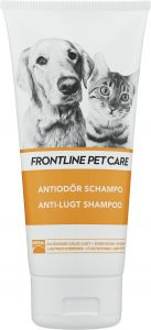 Frontline Pet Care Schampo antiodör, hund & katt 200 ml
