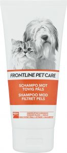 Frontline Pet Care Schampo, tovig päls 200 ml