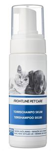 FrontlinePet Care Torrschampo skum 150 ml
