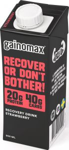 Gainomax Recovery strawberry 250 ml