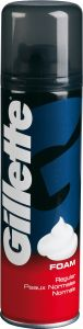 Gillette Regular foam 200 ml