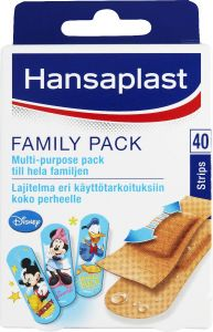 Hansaplast Family Pack 40 st