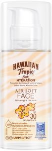 Hawaiian Tropic Silk hydration air face lotion spf 30 50 ml