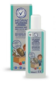 Hedrin Lotion Lusmedel 100 ml