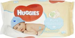 Huggies Våtservetter 56 st